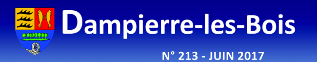 Info Express n u00b0213 Dampierre les bois # Dampierre Les Bois