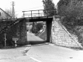 Pont de chemin de fer rue de Fesches